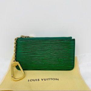 Authentic Louis Vuitton Key chain
